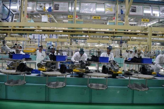 Indústria do Brasil interrompe 2 meses de alta e fica estagnada em maio