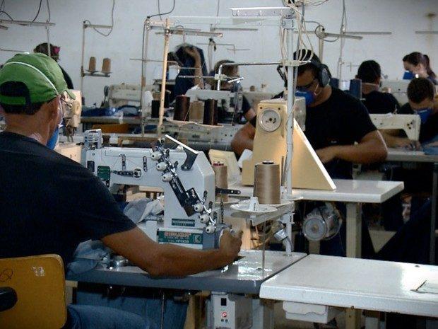 Produção da indústria cresce 1,1% em junho, diz IBGE