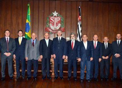 Geraldo Alckmin e secretários de Agricultura e Fazenda assinam decreto que beneficia Setor Avícola