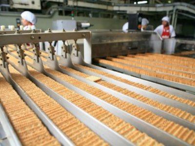 Alimentos puxam alta da indústria entre agosto e setembro
