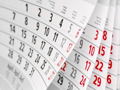 Fixado calendário de ICMS de 2017