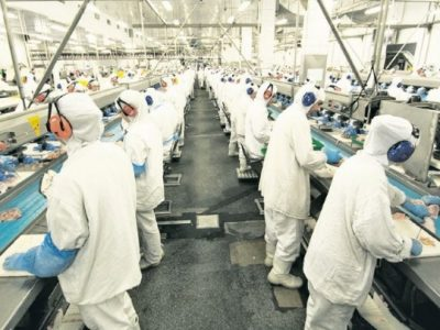 Cinco principais dificuldades do setor industrial alimentício