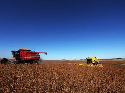 Indústria e agropecuária lideram crescimento em 2017