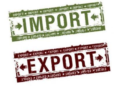 Importações fazem superávit comercial cair 17% no primeiro semestre