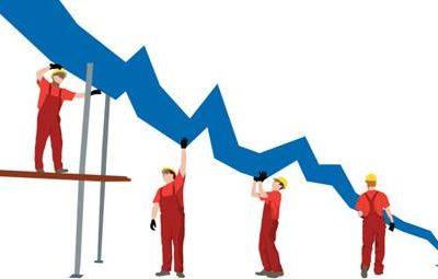 Faturamento real da indústria cai 6,7% no primeiro trimestre