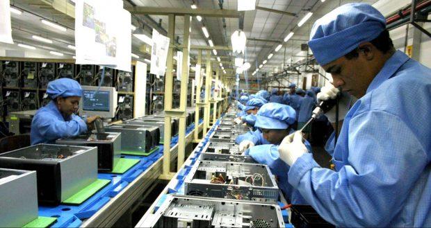 Prévia do Índice de Confiança da Indústria indica aumento