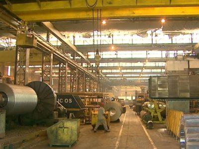 Confiança da indústria avança em maio, diz FGV