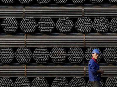 Consumo aparente da indústria cresceu 0,5% de março para abril, diz Ipea