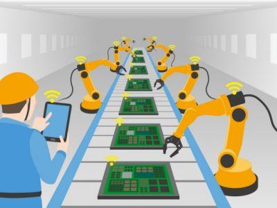 Brasil no caminho da indústria 4.0