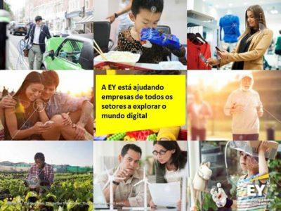 """""""A Revolução Digital no Campo e na Indústria"""": Adial traz evento parceria com EY"""