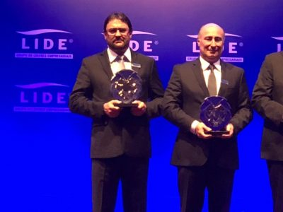 Piracanjuba recebe Prêmio Líderes do Brasil