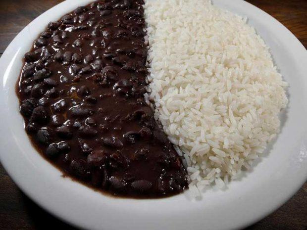 Novas alíquotas de feijão e arroz valem após noventena