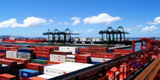 Exportações brasileiras crescem acima da média mundial em 2017