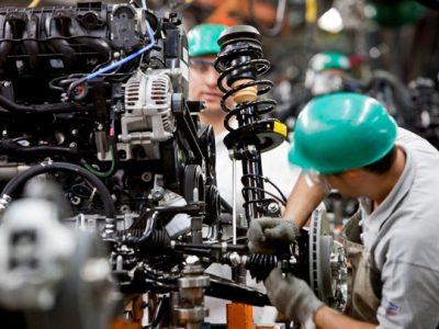 Demanda interna por bens industriais cai 1,6%