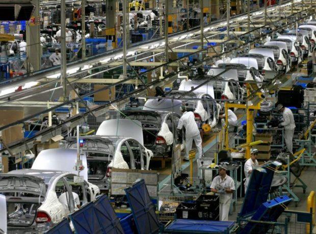 Produção de veículos cresce 14,6% no primeiro trimestre